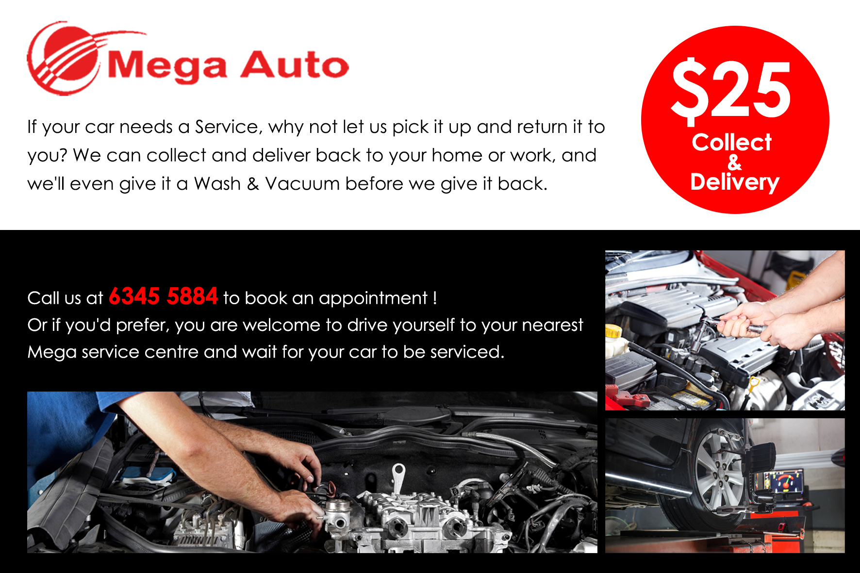 Promotion mega auto pte ltd singapore collect and delivery promo banner solutioingenieria Image collections